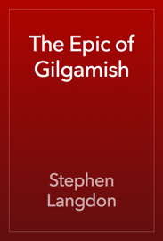 The Epic of Gilgamish book