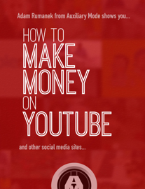 How To Make Money on YouTube and Other Social Media Sites book