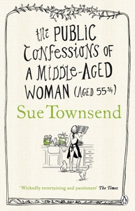 The Public Confessions of a Middle-Aged Woman Book Cover