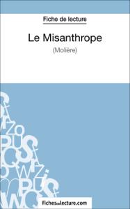Le misanthrope de Molière (Fiche de lecture) La couverture du livre martien