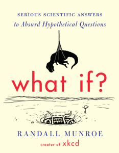 What If? Copertina del libro