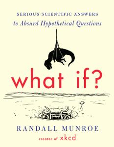 What If? Copertina del libro