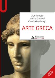 ARTE GRECA Libro Cover