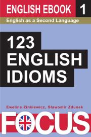 123 English idioms. Volume 1.