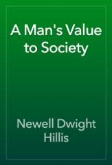 A Man's Value to Society