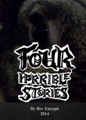 Download and Read Online Four Horrible Stories