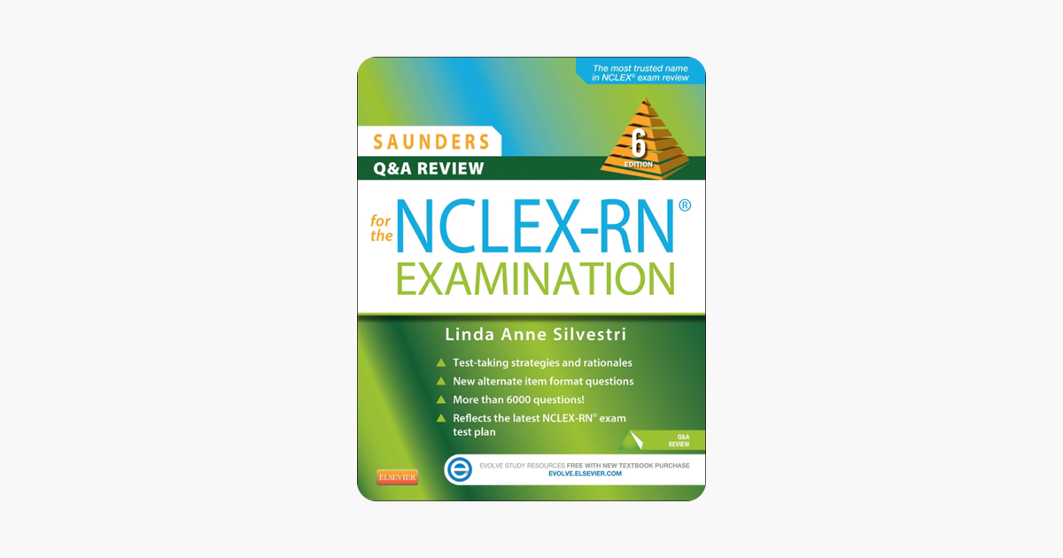 ‎Saunders Q&A Review for the NCLEX-RN® Examination - E-Book