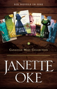 Canadian West Collection Book Cover