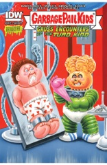 Garbage Pail Kids: Gross Encounters of the Turd Kind