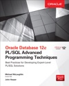 Oracle Database 12c PLSQL Advanced Programming Techniques