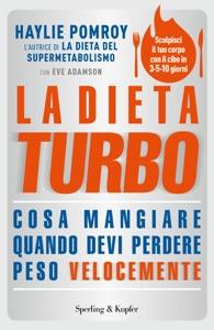 La dieta turbo Book Cover