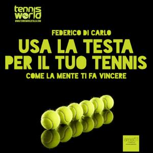 Usa la testa per il tuo tennis Copertina del libro