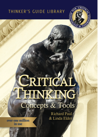 The Miniature Guide to Critical Thinking - Concepts and Tools book