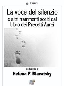 La voce del silenzio Copertina del libro