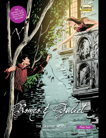 Romeo & Juliet The Graphic Novel - Plain Text
