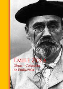 Obras  - Colección de Émile Zola Book Cover