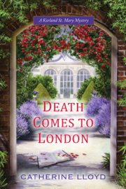 Death Comes to London book