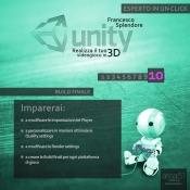 Unity: realizza il tuo videogioco in 3D. Livello 10