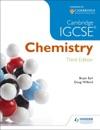 Cambridge IGCSE Chemistry 3rd Edition Plus CD