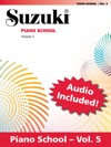 Suzuki Piano School - Volume 5