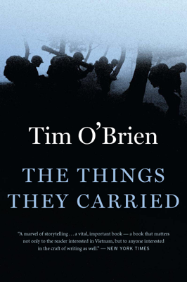 The Things They Carried - Tim O'Brien book