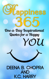 Happiness 365: One-a-Day Inspirational Quotes for a Happy YOU book