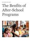 The Benfits Of After-School Program