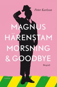 Morsning och goodbye Cover Book