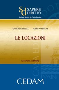 Le locazioni Libro Cover