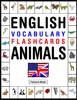 English Vocabulary Flashcards: Animals