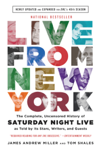 Live From New York Book Cover