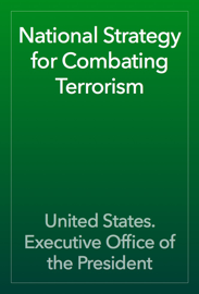 National Strategy for Combating Terrorism book