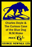 Charles Doyle & The Curious Case of the Blue Dog _part 1: A New Mystery Calls