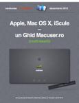 Apple, Mac OS X, iScule – un Ghid Macuser.ro