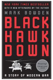 Black Hawk Down book