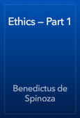 Ethics — Part 1