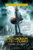 Percy Jackson e gli Dei dell'Olimpo - Il ladro di fulmini. Il romanzo a fumetti Book Cover