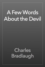 A Few Words About The Devil