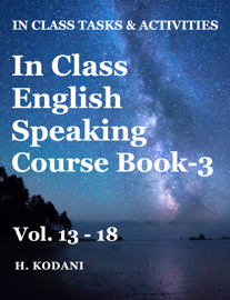 In Class English Speaking Course Book-3