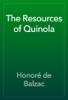Honoré de Balzac - The Resources of Quinola artwork