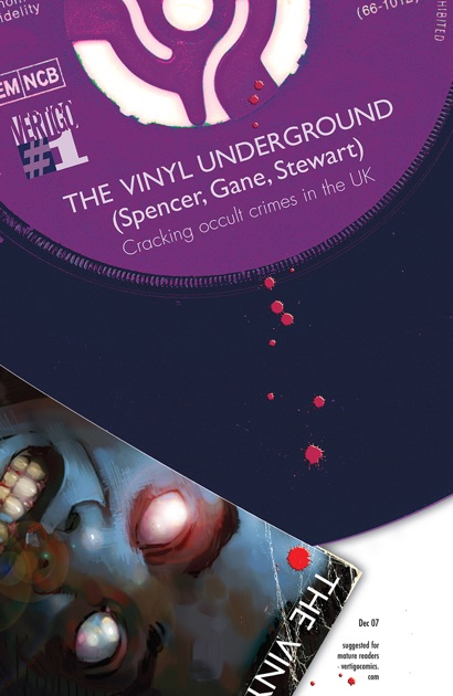 The Vinyl Underground 2007 1 By Si Spencer Simon Gane On