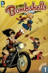 DC Comics Bombshells 2015- 1