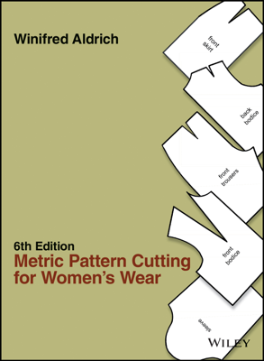 Metric Pattern Cutting for Women's Wear - Winifred Aldrich book