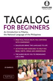 Tagalog for Beginners book