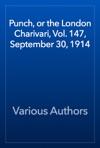 Punch Or The London Charivari Vol 147 September 30 1914