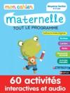 Mon Cahier Maternelle 45 Ans