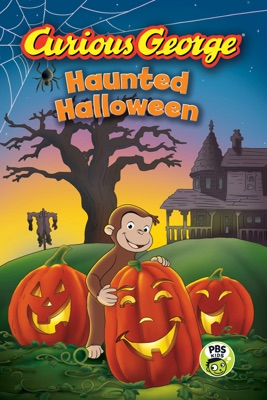 Curious George Haunted Halloween