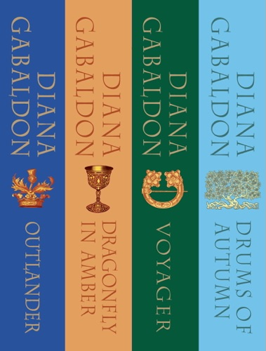 The Outlander Series Bundle: Books 1, 2, 3, and 4 E-Book Download