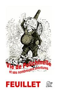 Vie de Polichinelle et ses nombreuses aventures La couverture du livre martien