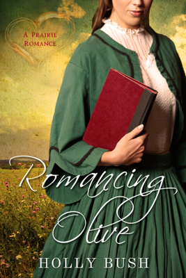 Romancing Olive - Holly Bush book